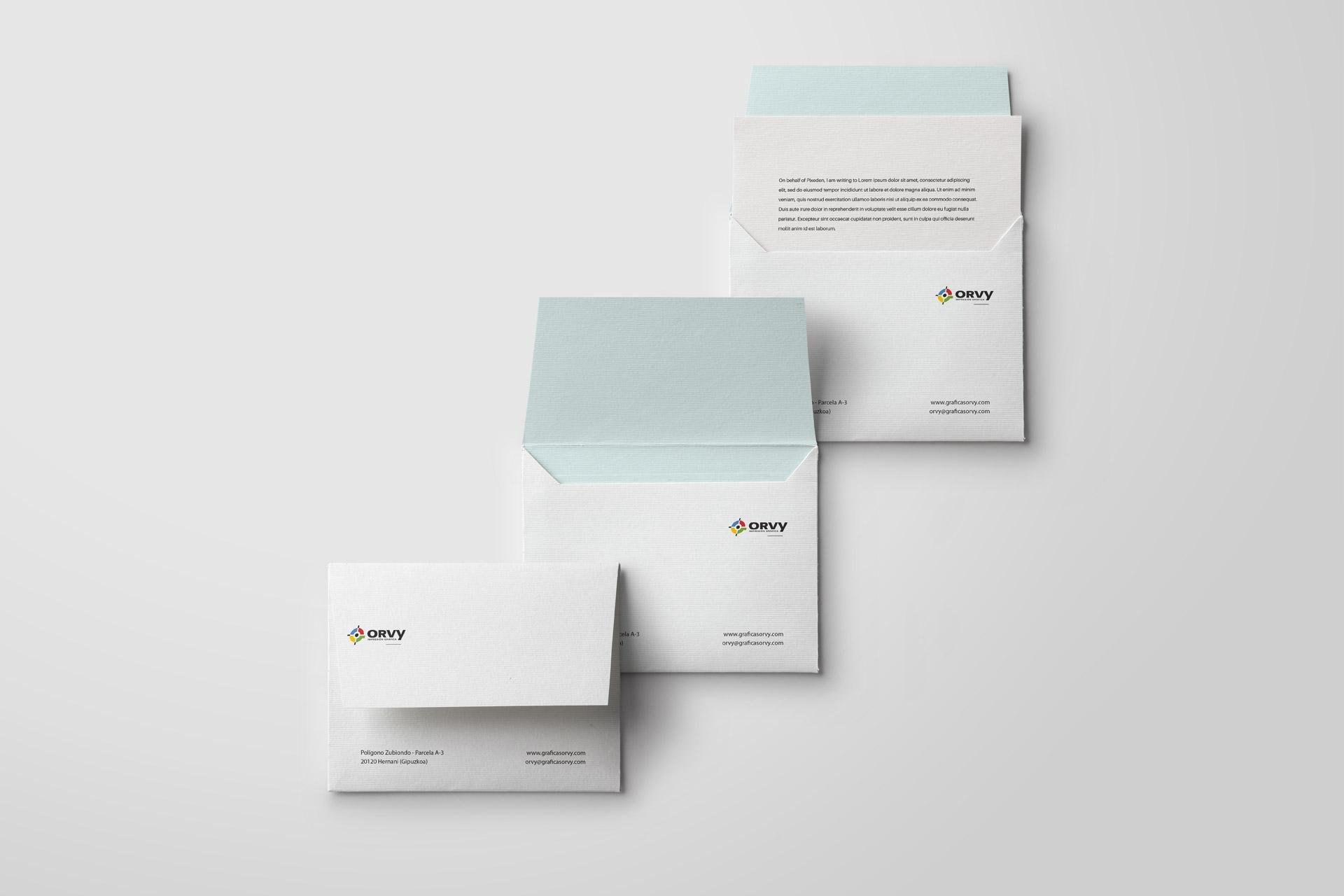 a96789eab Sobres y Bolsas   ORVY - Impresión Gráfica